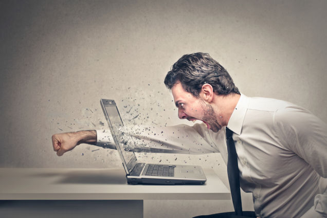 anger-computer
